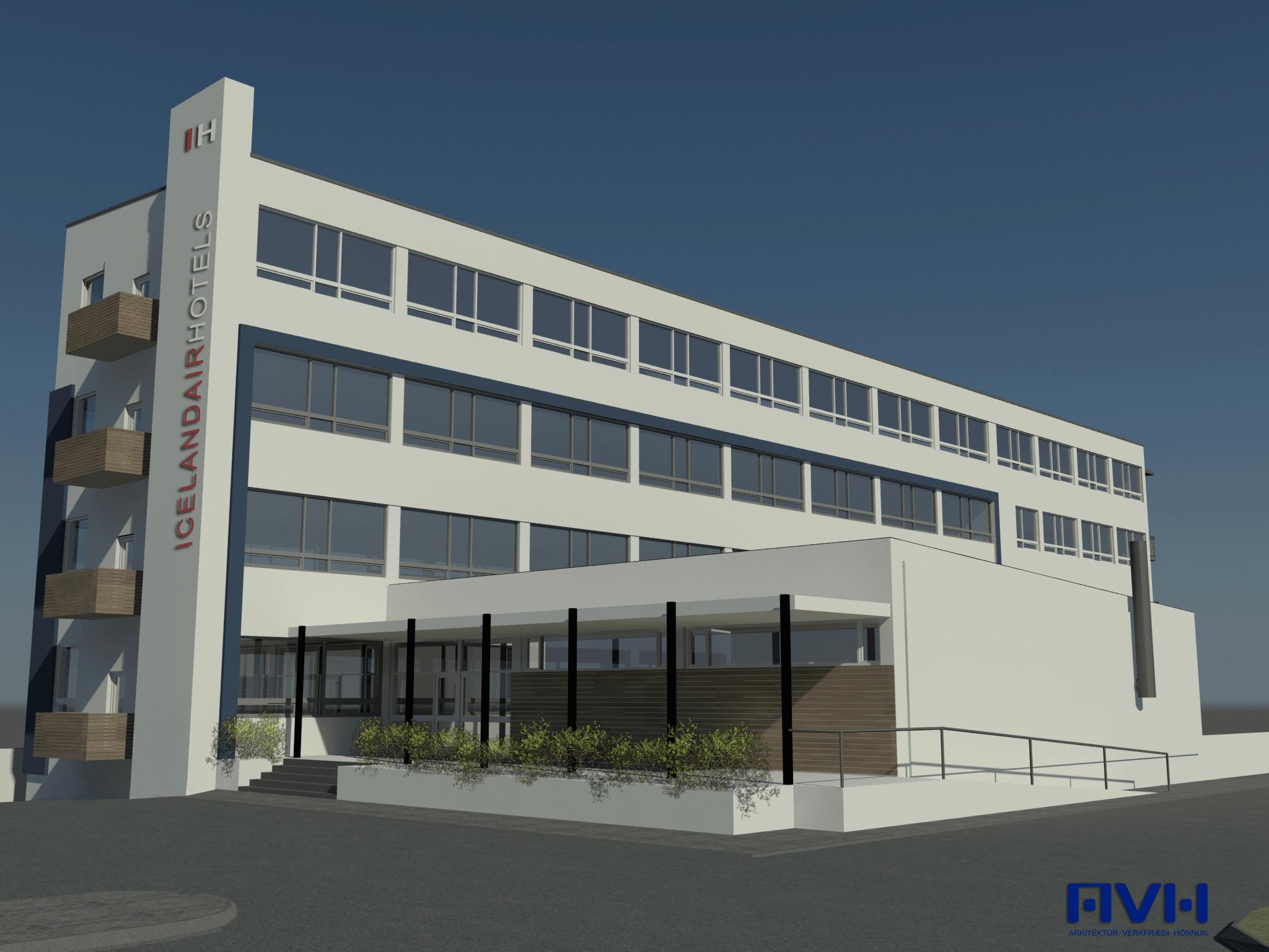 Icelandairhotel